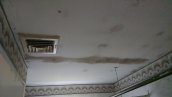 Ceiling with mold
