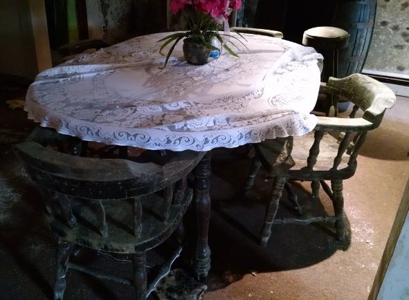 Furniture Mold Removal Moldy Table And Chairs