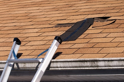 repair roof leak